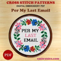 Image Embroidery Patterns Per My Last Email