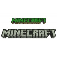 Image Minecraft Embroidery Design